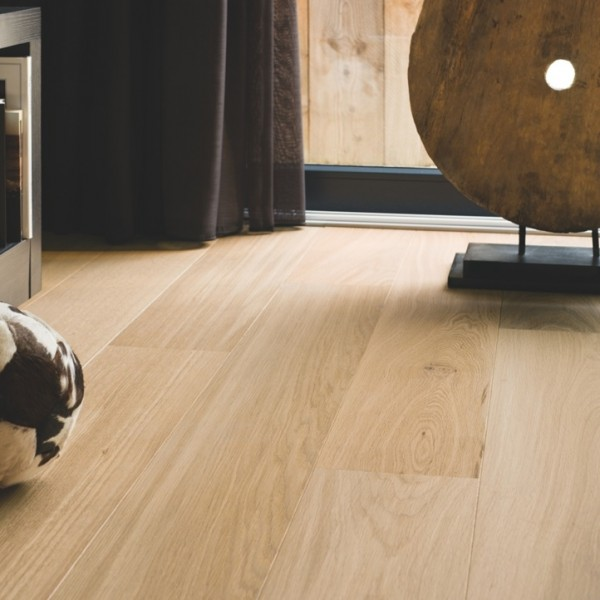 QUICKSTEP PALAZZO OAK PURE OAK MATT- CLEAN GRADE TIMBER